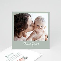 Danksagungskarten Geburt Little Princess
