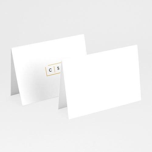 Tischkarten Hochzeit Goldzauber