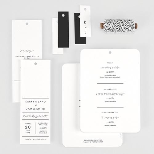 Einladungskarten Hochzeit  Pure Love gratuit