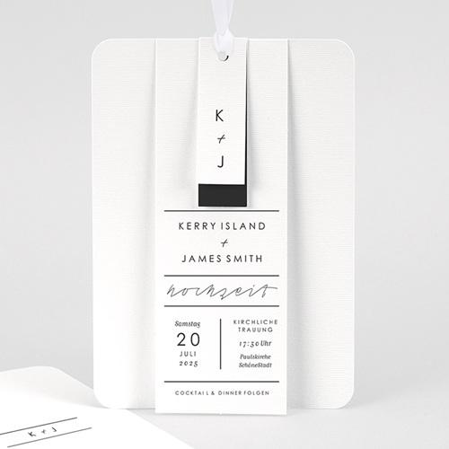 Einladungskarten Hochzeit  Pure Love