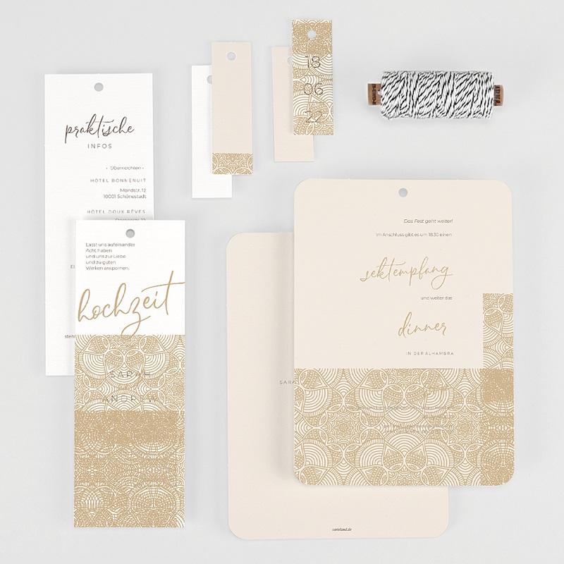 Hochzeitseinladungen Yebra gratuit