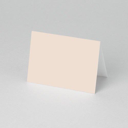 Tischkarten Hochzeit Black Flowers Pastel pas cher