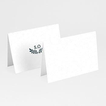 Tischkarten Hochzeit - Pastell & Aquarell - 0