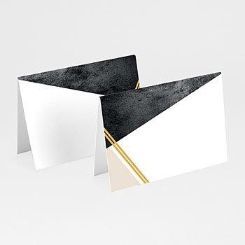 Tischkarten Hochzeit - Metropolitan - 0