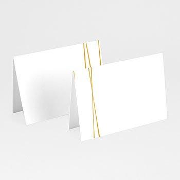 Tischkarten Hochzeit - Minimal Chic - 0