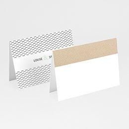 Tischkarten Hochzeit Pastel & Neutral