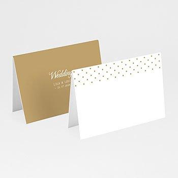 Tischkarten Hochzeit - So in Love - 0