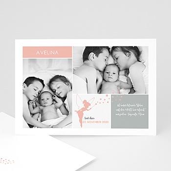 Geburtskarten für Mädchen - c'est magique ! - 0