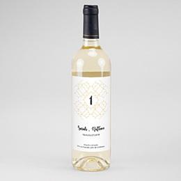 Flaschenetiketten Wein Alhambra