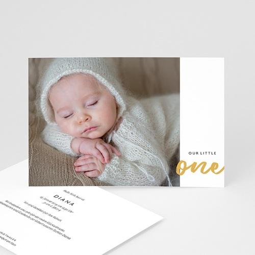 Geburtskarten für Mädchen Little One