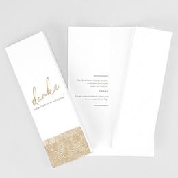 Danksagungskarten Hochzeit Yebra