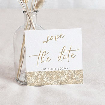 Save The Date  - Yebra - 0