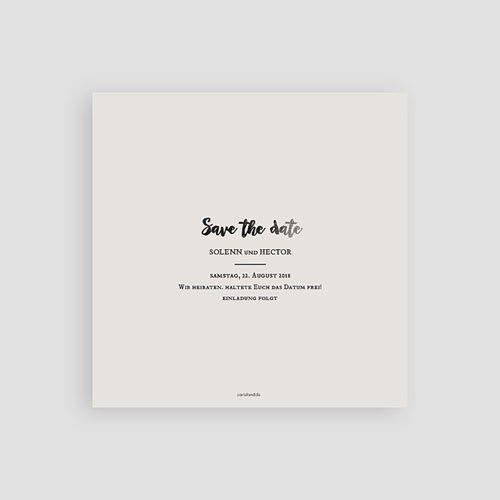 Save The Date Karten Hochzeit Typo Abenteuer pas cher