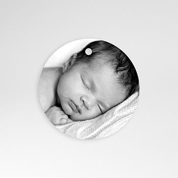 Anhänger Geburt - Initalie - 0