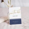 Save The Date Karten Hochzeit Streifen