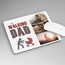 Mousepad Vatertag The Walking Geek