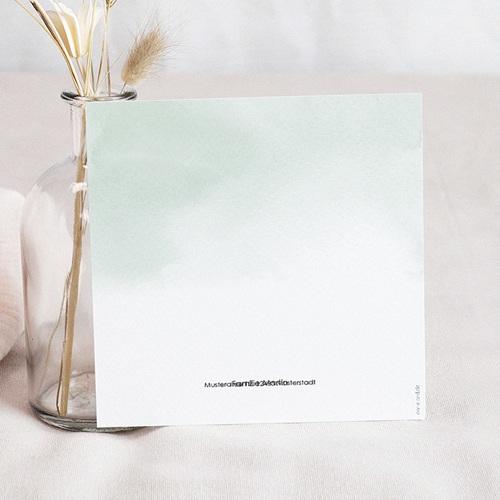 Geburtskarten für Mädchen Pastell pas cher