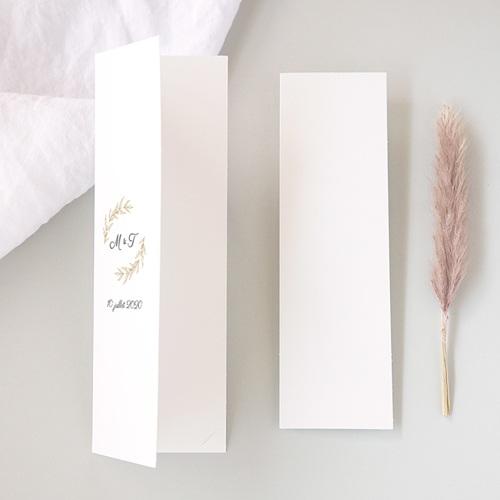 Elegante Dankeskarten Hochzeit Nature Inspired