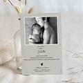 Geburtskarten für Mädchen Kleine Herzen pas cher