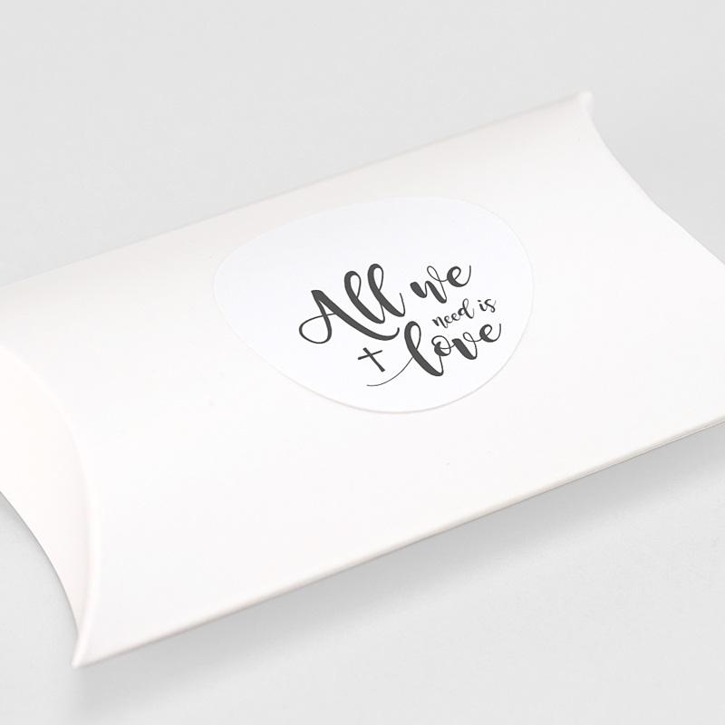 Aufkleber Kommunion - All you need is Love 62778 thumb