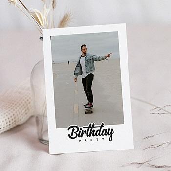 Einladung 30. Geburtstag - Birthday Party - 0