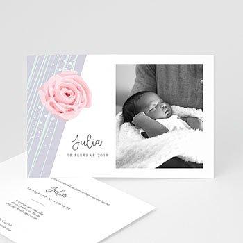 Geburtskarten für Mädchen - Sweet Candy - 0