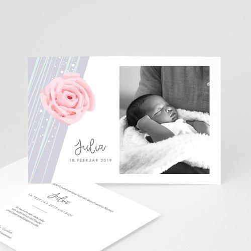 Geburtskarten für Mädchen Sweet Candy