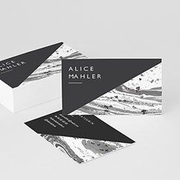 Visitenkarten Professionnel Designer