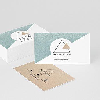 Visitenkarten - Architekt - 0