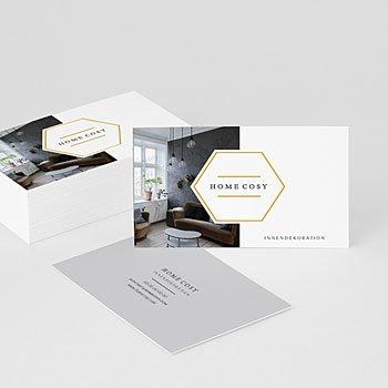 Visitenkarten - Home Cosy - 0