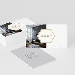 Visitenkarten Professionnel Home Cosy