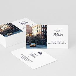 Visitenkarten Professionnel Taxi