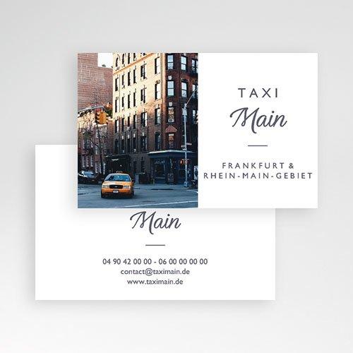 Visitenkarten Taxi pas cher