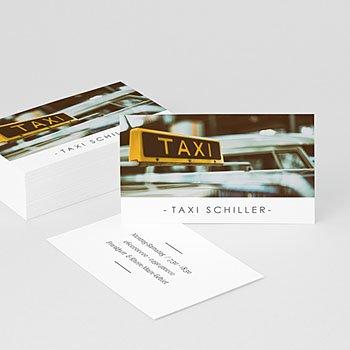Visitenkarten - Taxiunternehmen - 0