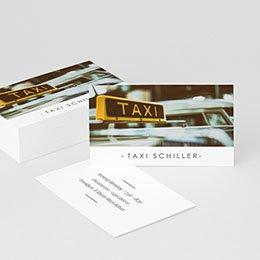 Visitenkarten Professionnel Taxiunternehmen