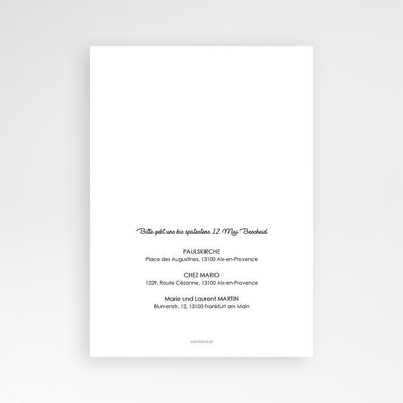 Einladungskarten Taufe Jungen  Punktemotiv pas cher