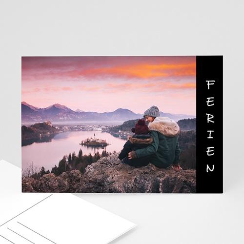 Fotokarten selbst gestalten Adria Postkarte
