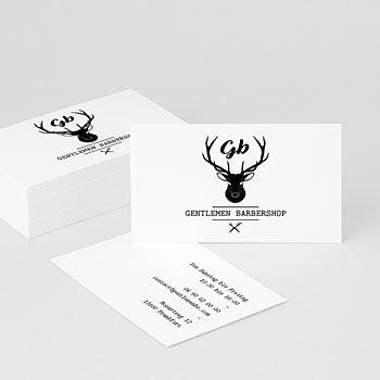 Visitenkarten - Barbershop - 0