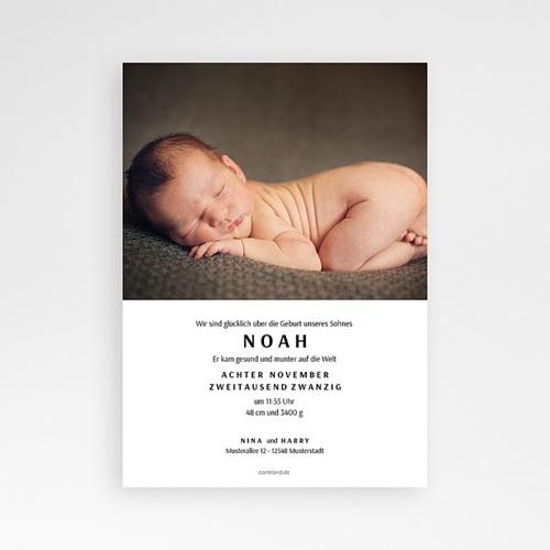 Geburtskarten für Jungen Wild Touch pas cher