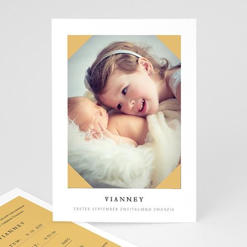Geburtskarten für Jungen Sommerfrische