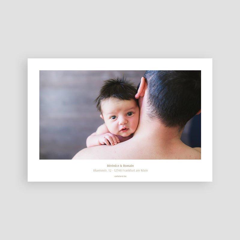 Geburtskarten für Jungen Meeresbrise pas cher