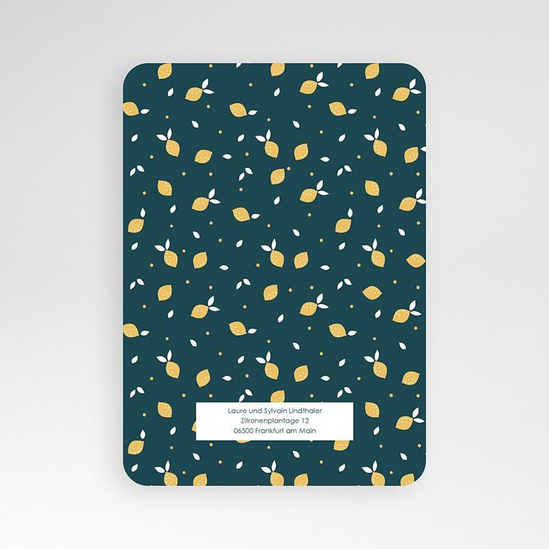 Geburtskarten für Jungen Lemon Tree pas cher