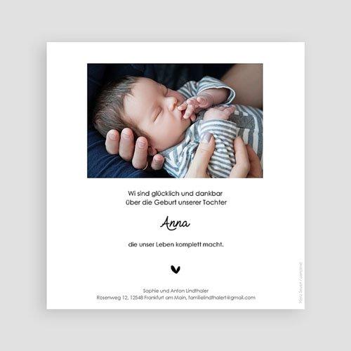 Geburtskarten für Geschwister Sisters Love pas cher