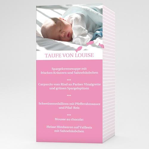 Menükarten Taufe - Empfangen 6537 thumb