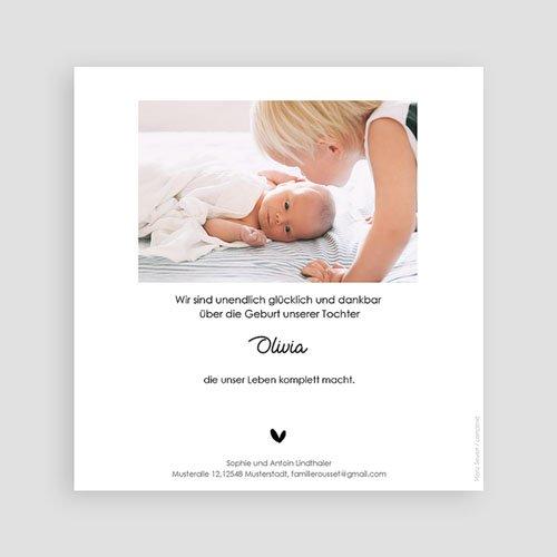 Geburtskarten für Geschwister Geschwisterpaar pas cher