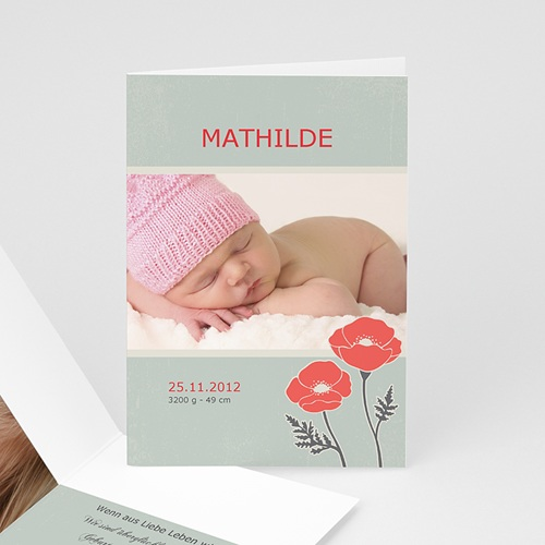 Geburtskarten für Mädchen - Ursula 655 test