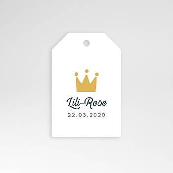 Anhänger Geburt - Lily Rose - 0