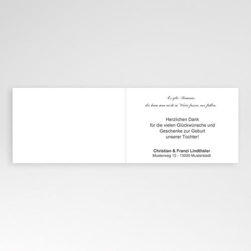 Geburtskarten für Mädchen - Lilie 6558 preview
