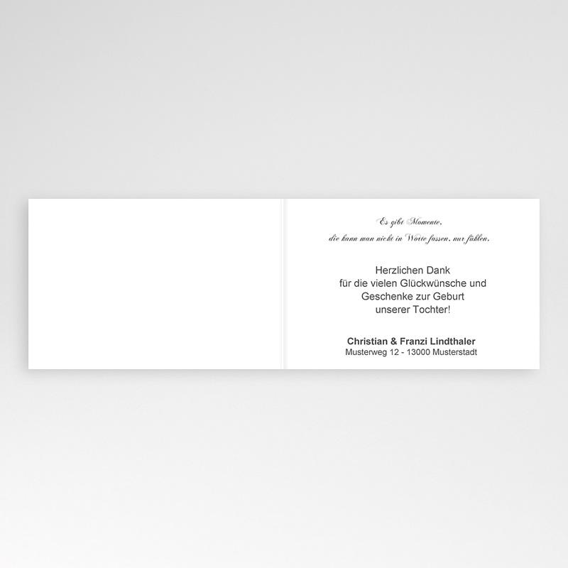 Geburtskarten für Mädchen Lilie pas cher