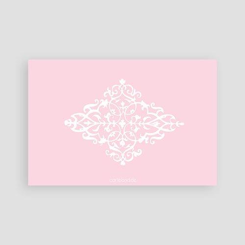 Geburtskarten für Mädchen - Petunie 6562 test